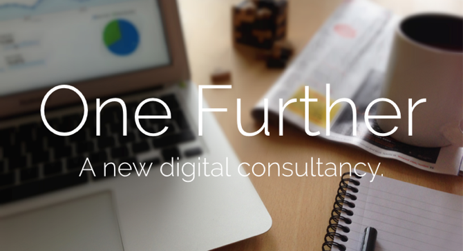 One Further - a digital consultancy