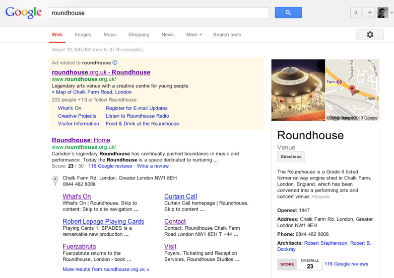 roundhouse - Google Search